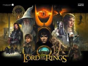 lord of the rings cake topper the lord of the rings pinball