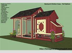Chicken Coop, Free Construction Plans TBN Ranch Chicken