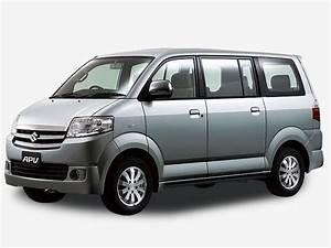 Suzuki Apv 1 6l Minivan Ac  2019