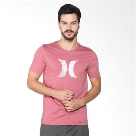 jual hurley icon pt t shirt kaos pria cedar amtsicpt 61lh harga kualitas