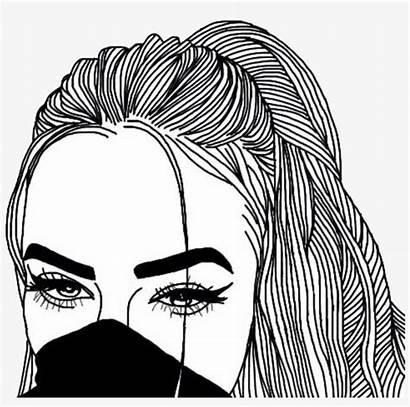 Outline Drawing Eyes Getdrawings Pngkey