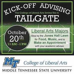Liberal arts majors are invited to Oct. 20 'Advising ...