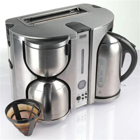 Kaffeemaschine Mit Toaster Und Wasserkocher by Toaster Kaffeemaschine Wasserkocher Wohn Design