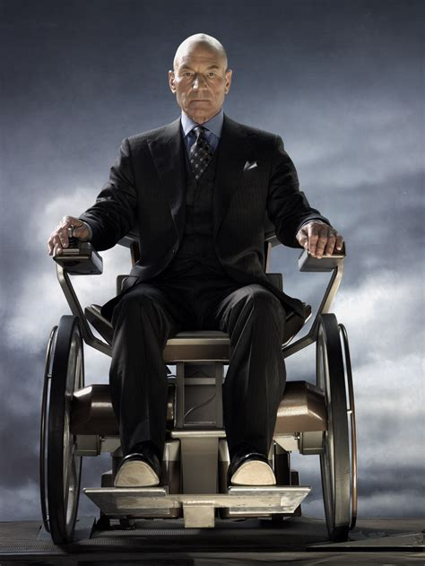 patrick stewart professor xavier x men 11 things you need to know about professor x
