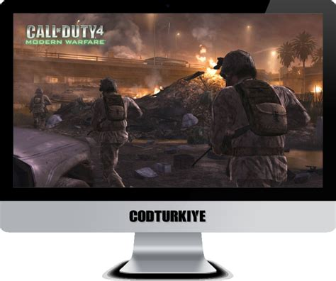 dev konu call of duty 4 fps ve konsol komutları cfg ve