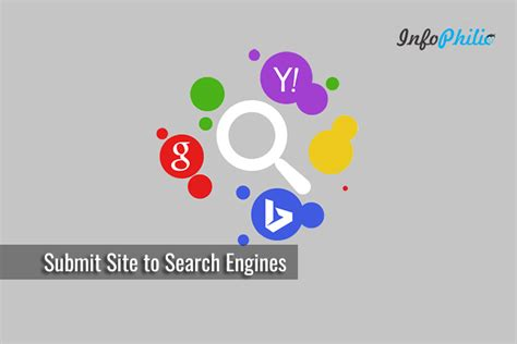 submit to search engines how to manually submit your site to the search engines