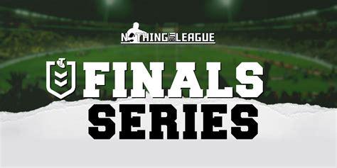 2020 NRL Prelim Final - Panthers vs Rabbitohs Preview ...