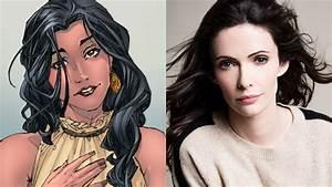The CW's Arrowverse Crossover Casts Elizabeth Tulloch as ...