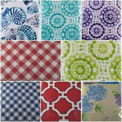 round vinyl umbrella hole tablecloth table cover flannel