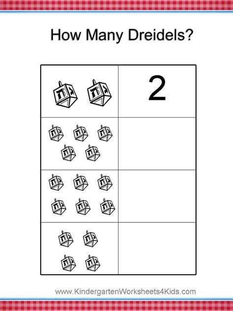 free hanukkah worksheets for kindergarten hanukkah worksheets