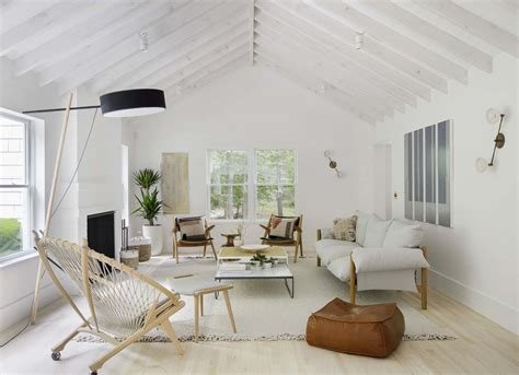 Scandinavian Home Style : Scandinavian-style Beach Retreat Gets Radiant Makeover In