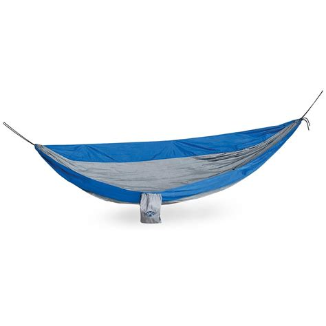 Sleeping Hammock by Realxgear Parachute Sleeping Hammock 666158 Hammocks At