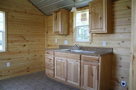 finished cabins  structures portable buildings