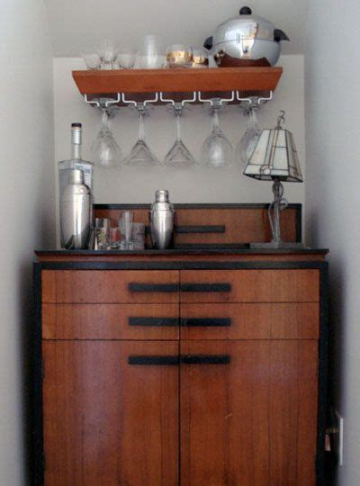 Home Bar Solutions by Vintage Furniture Becomes A Bar Bars Home Bar Designs