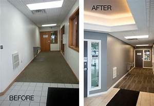 Commercial, Remodeling, Attract, New, Tenants, While, Building, Brand