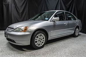 2003 Used Honda Civic 4dr Sedan Ex Manual At Auto Outlet
