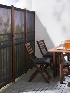 Paravent Extérieur Balcon : balcon tour d 39 horizon des solutions pour se prot ger du vis vis ~ Teatrodelosmanantiales.com Idées de Décoration