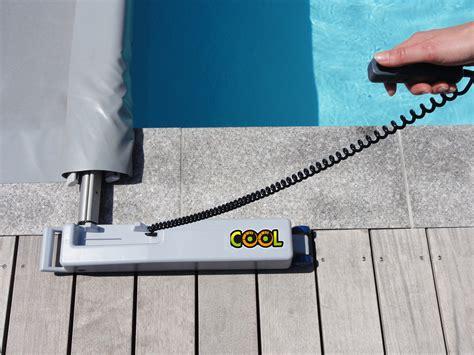 pool aufrollvorrichtung elektrisch schwimmbad und saunen