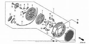 Honda Engines Gx390rt2 Ezdv Engine  Tha  Vin  Gcbct