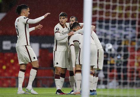 Рома принимает манчестер юнайтед на стадио олимпико. Roma embarrassed by Manchester United | Forza Italian Football