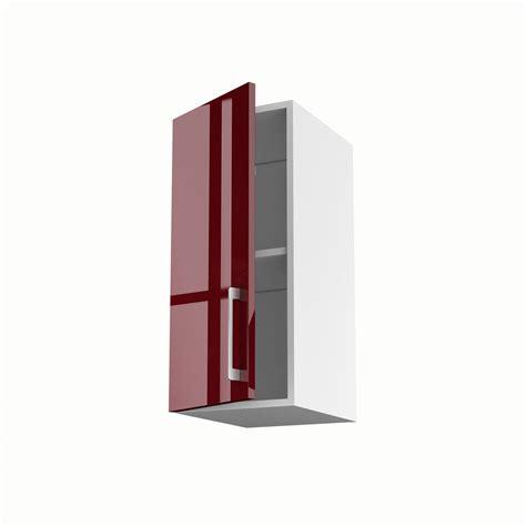meuble cuisine 70 cm largeur meuble de cuisine haut 1 porte griotte h 70 x l 30 x