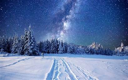 Invierno Paisajes Fondos Nevados Wallpapers
