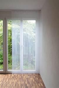 Vorhang Für Terrassentür : der passende fliegenvorhang f r ihre balkon oder ~ Watch28wear.com Haus und Dekorationen