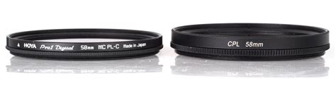 Hoya 40 5mm Pro1 hoya pro1 digital circular polarising filter review