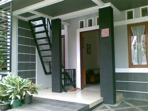 modeldesaingambar teras rumah minimalis freewaremini