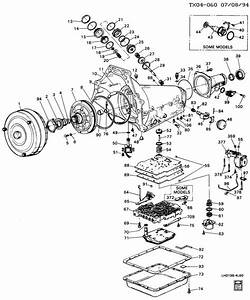 4l80e Transmission Diagram