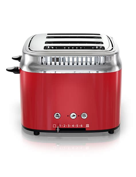 Quality Toaster by Retro Style Toaster Brings Quality Elegance To The