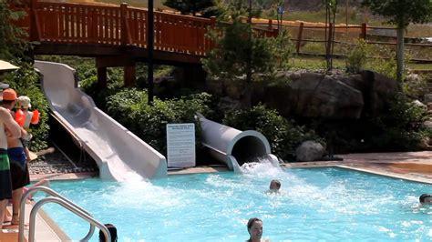 Panorama Resort Water Slides Youtube