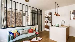 verriere chambre parentale With chambre style loft industriel
