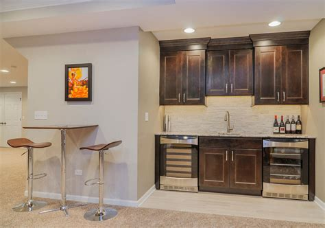 basement kitchen designs 5 great places to add a kitchenette in your home friel 1497