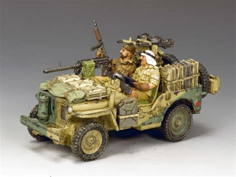 lrdg jeep ea115 lrdg attack jeep