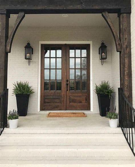 modern farmhouse front porch decor ideas