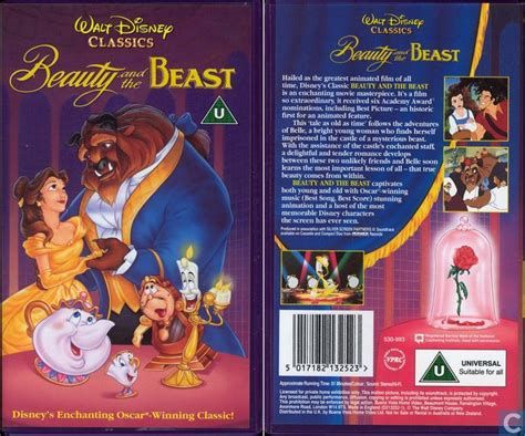 Beauty And The Beast [volle Box]