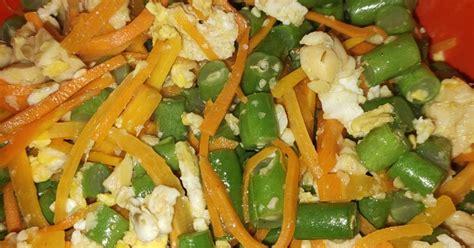 Rasanya yang gurih dan lezat akan membuat makan sahur anda semakin berselera. 849 resep orak arik tempe enak dan sederhana ala rumahan - Cookpad