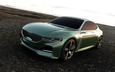 2015 Kia Novo Concept 2 Wallpaper