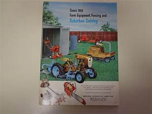 Sears 1959 Farm Equipment  Fencing And Suburban Catalog
