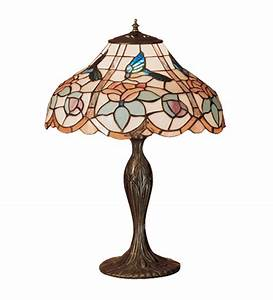 meyda tiffany 23quoth hummingbird table lamp 26636 With tiffany hummingbird floor lamp
