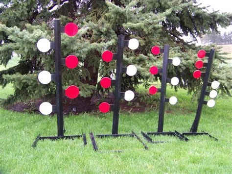 homemade shooting targets homemade metal shooting targets  targets  easy  shooting