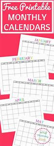 monthly dinner calendar template - 508 best images about free printables on pinterest