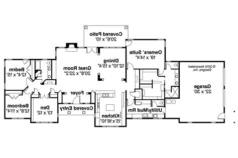 house plans outstanding rancher house plans