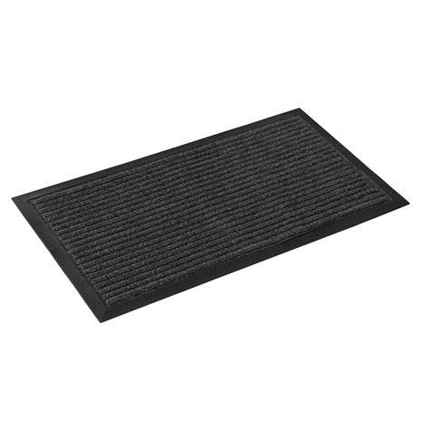 floor mats rubber backed matpro 60 x 90cm esteem rubber backed synthetic mat