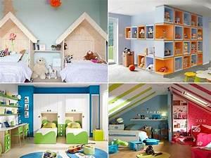 deco enfants meilleures images d39inspiration pour votre With une chambre pour deux enfants