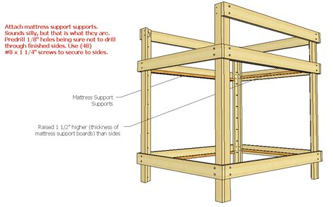 free diy loft bed plans woodworking plans