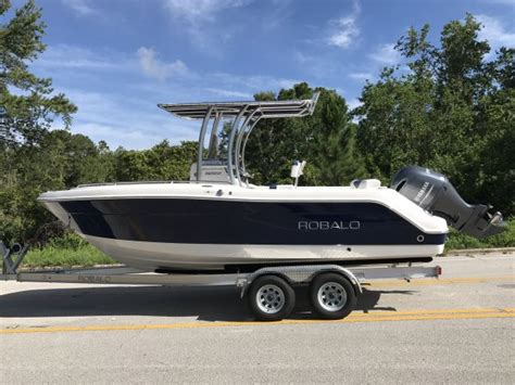Robalo Boats For Sale Orlando by Robalo 222 Center Console Boats For Sale In United States
