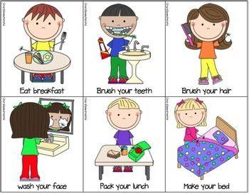 daily routines  speech language therapy  jenn