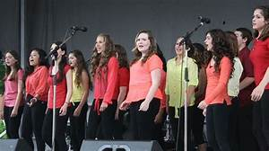 Local students get taste of 'Glee' in show choir ...